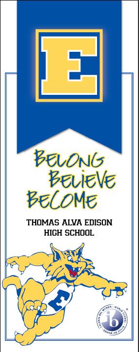 Edison Girls Soccer Crest
