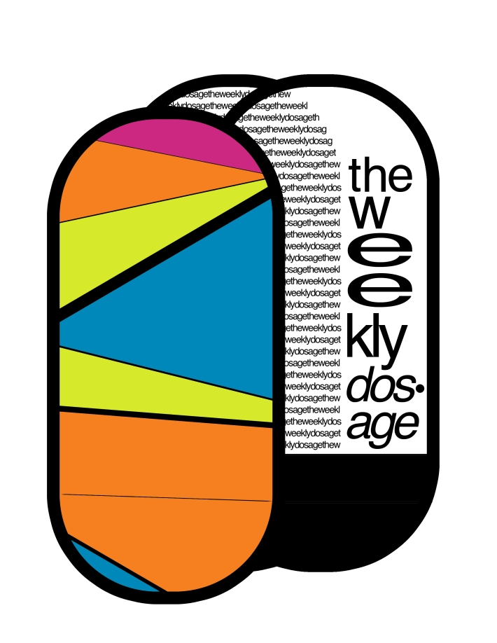 The Weekly Dosage Logo